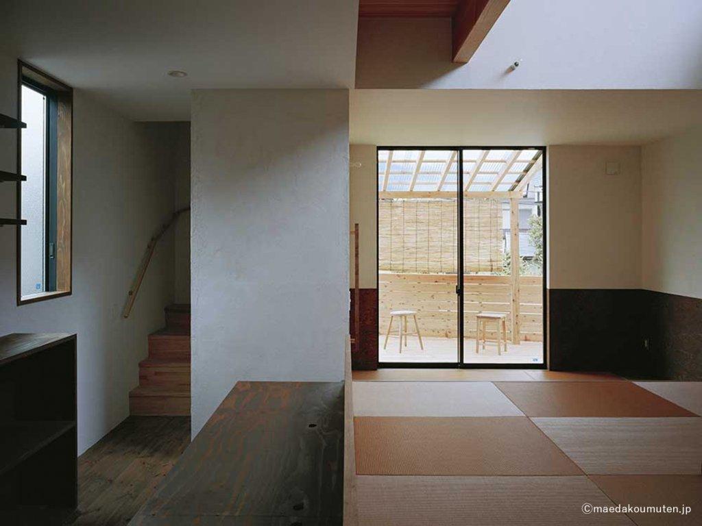 神奈川、注文住宅、前田工務店、空の家、03