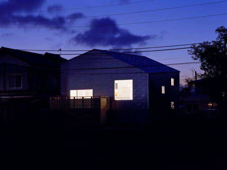 ワンルームの家