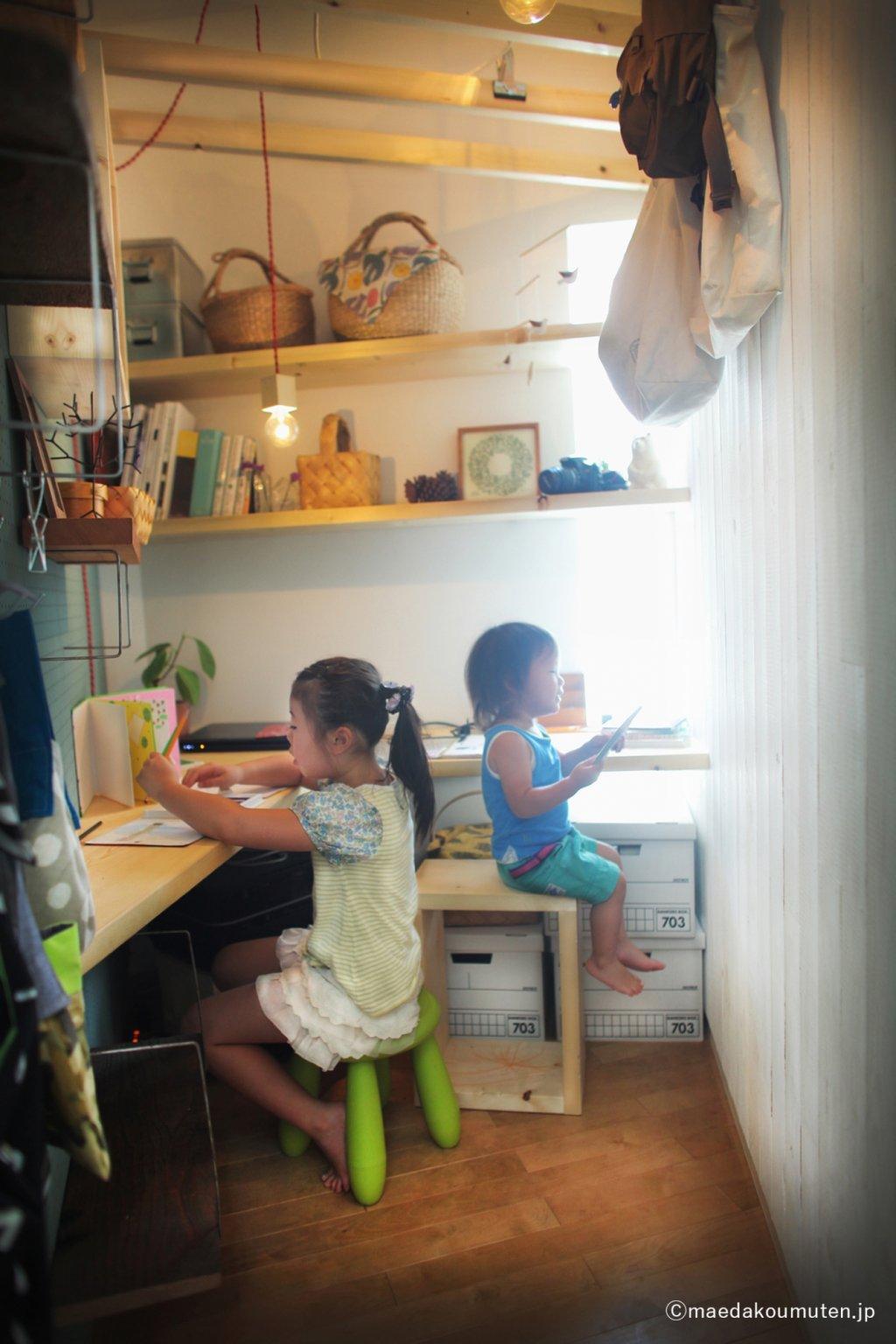 神奈川、注文住宅、前田工務店、小さな居場所、10