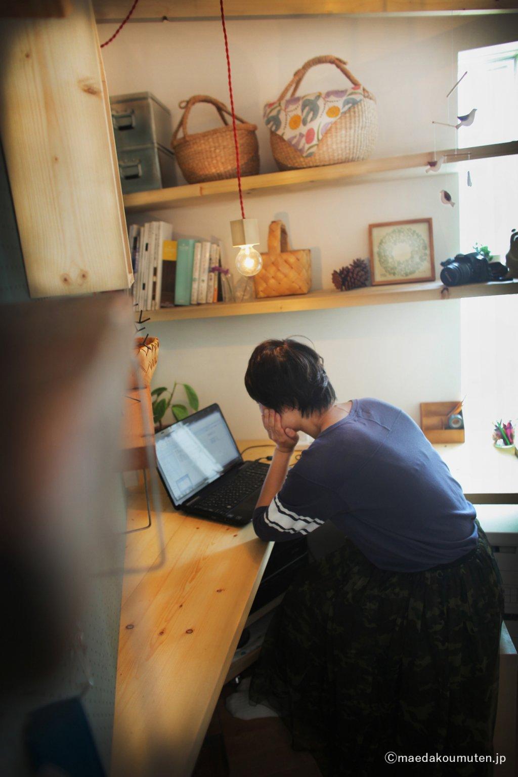 神奈川、注文住宅、前田工務店、小さな居場所、06