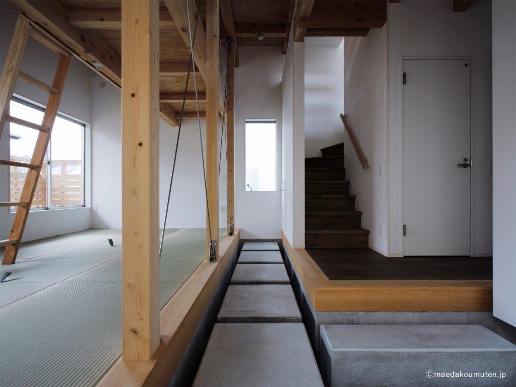 神奈川、注文住宅、前田工務店、毛利台の家、13