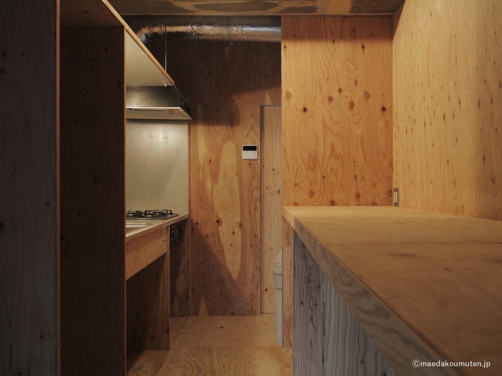 神奈川、注文住宅、前田工務店、一枚の壁、16
