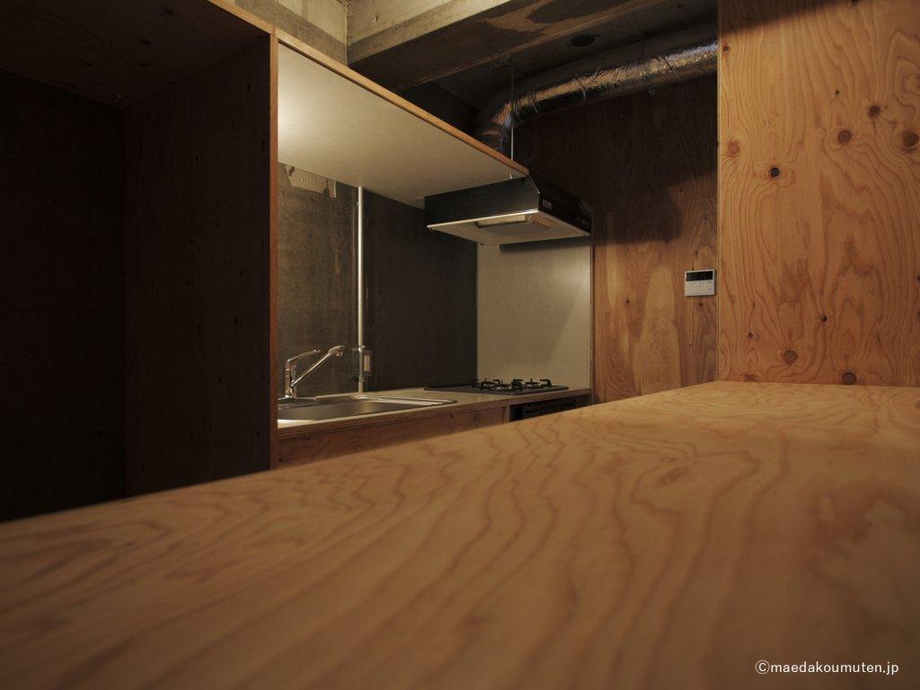 神奈川、注文住宅、前田工務店、一枚の壁、17