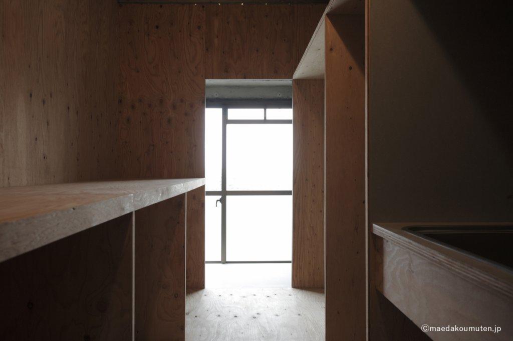 神奈川、注文住宅、前田工務店、一枚の壁、19