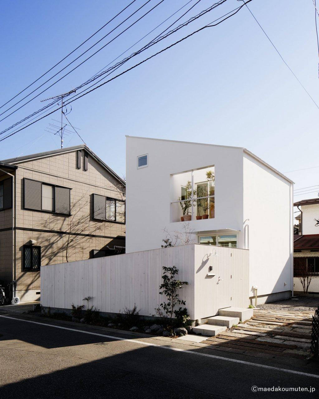 神奈川、注文住宅、前田工務店、小さな家、01