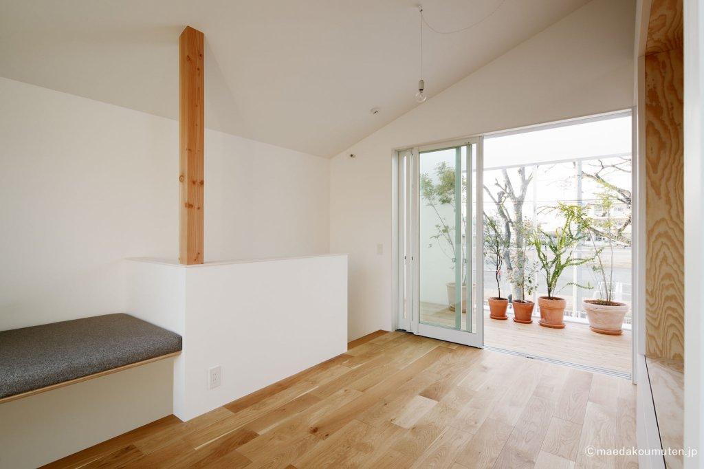 神奈川、注文住宅、前田工務店、小さな家、09
