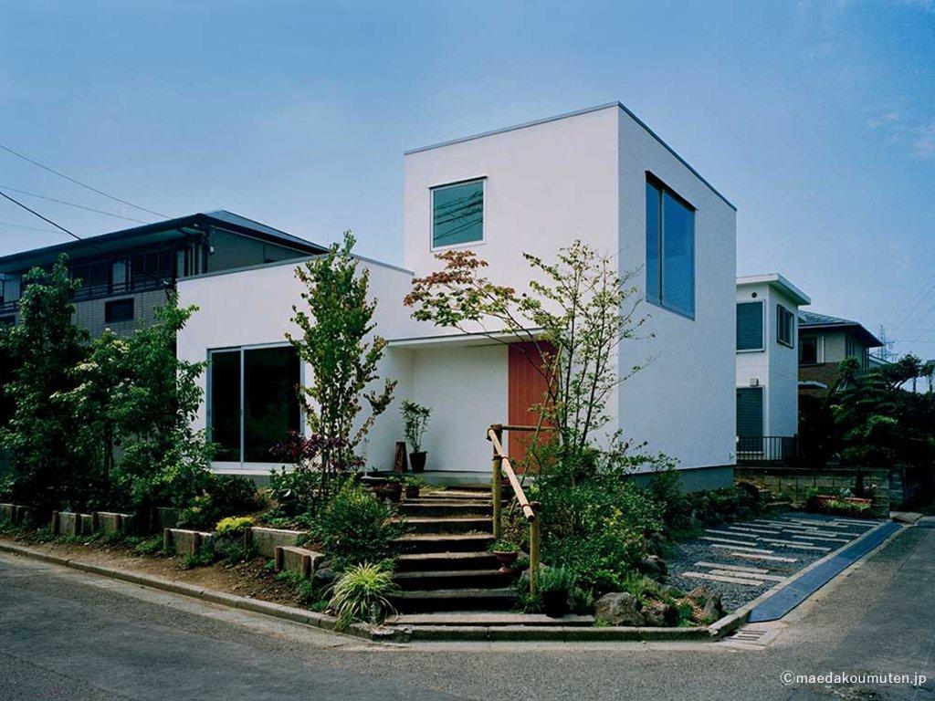 神奈川、注文住宅、前田工務店、丘の家、21