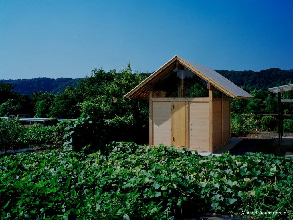 神奈川、注文住宅、前田工務店、半原の倉庫、10