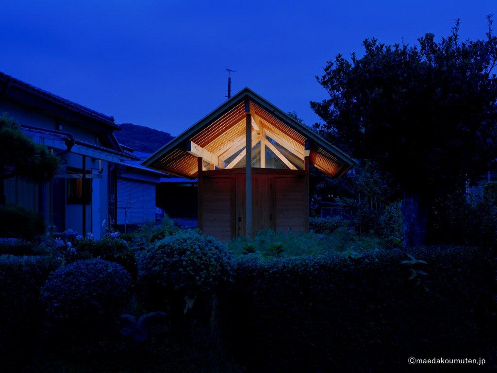 神奈川、注文住宅、前田工務店、半原の倉庫、02