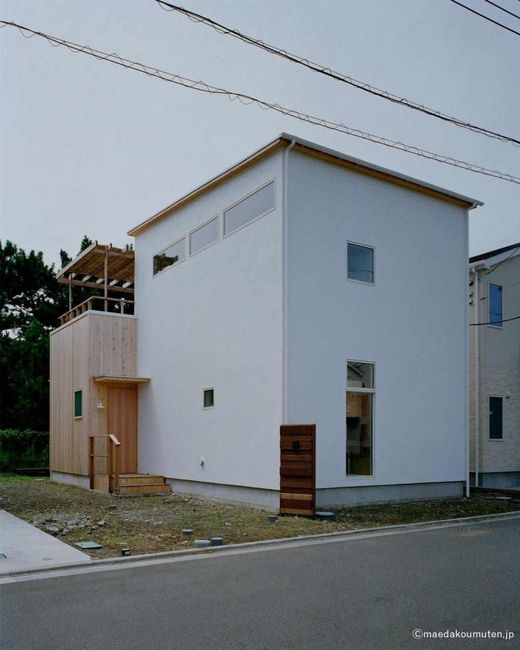 神奈川、注文住宅、前田工務店、高浜台の家、21
