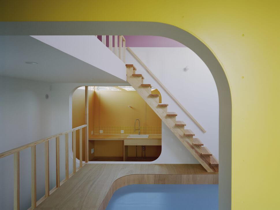 中新田の家