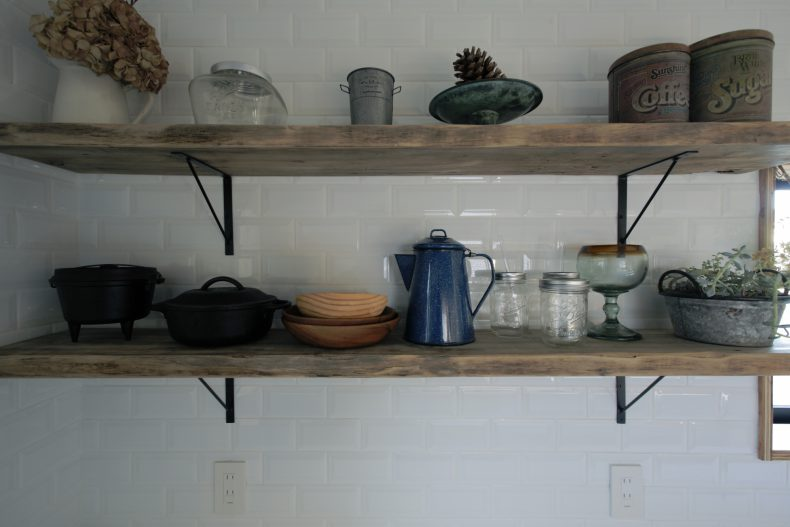 上荻野のキッチン