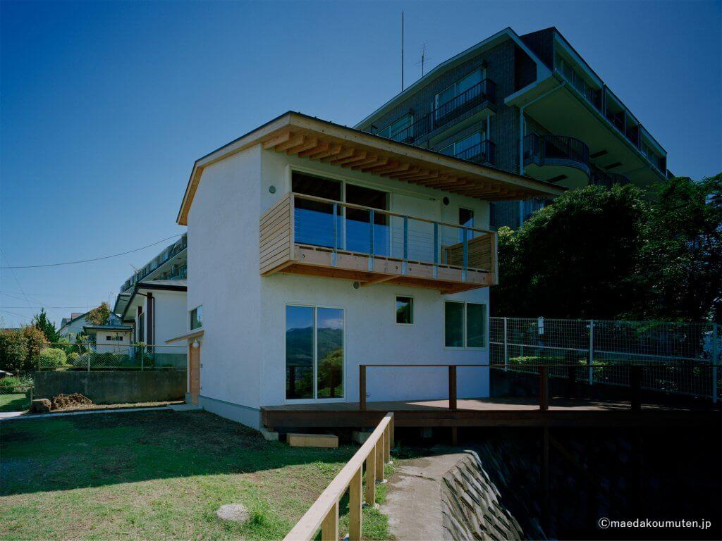 神奈川、注文住宅、前田工務店、半島の家、13