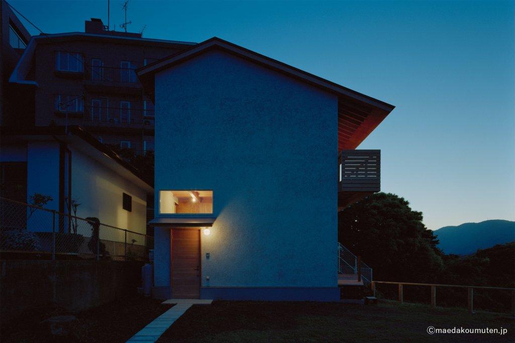 神奈川、注文住宅、前田工務店、半島の家、16