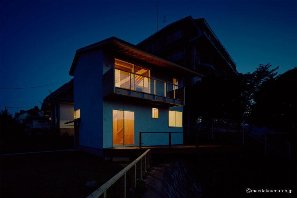 神奈川、注文住宅、前田工務店、半島の家、17