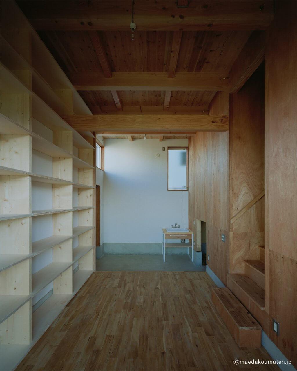 神奈川、注文住宅、前田工務店、半島の家、08