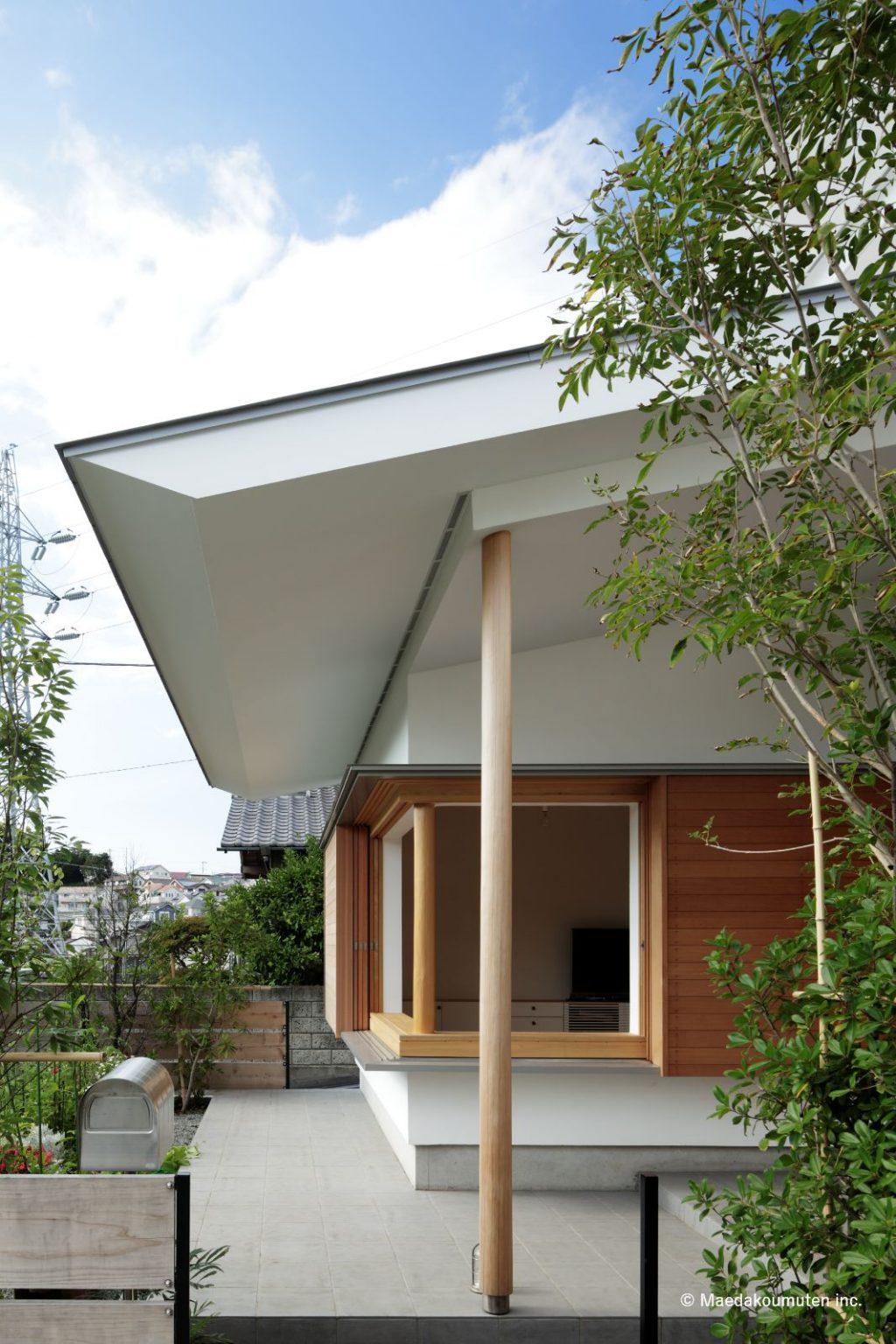 神奈川、工務店、注文住宅、デザイン住宅、建築家、夕日の家、03