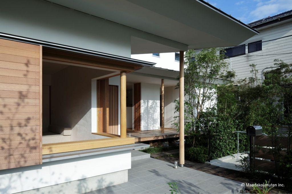 神奈川、工務店、注文住宅、デザイン住宅、建築家、夕日の家、04