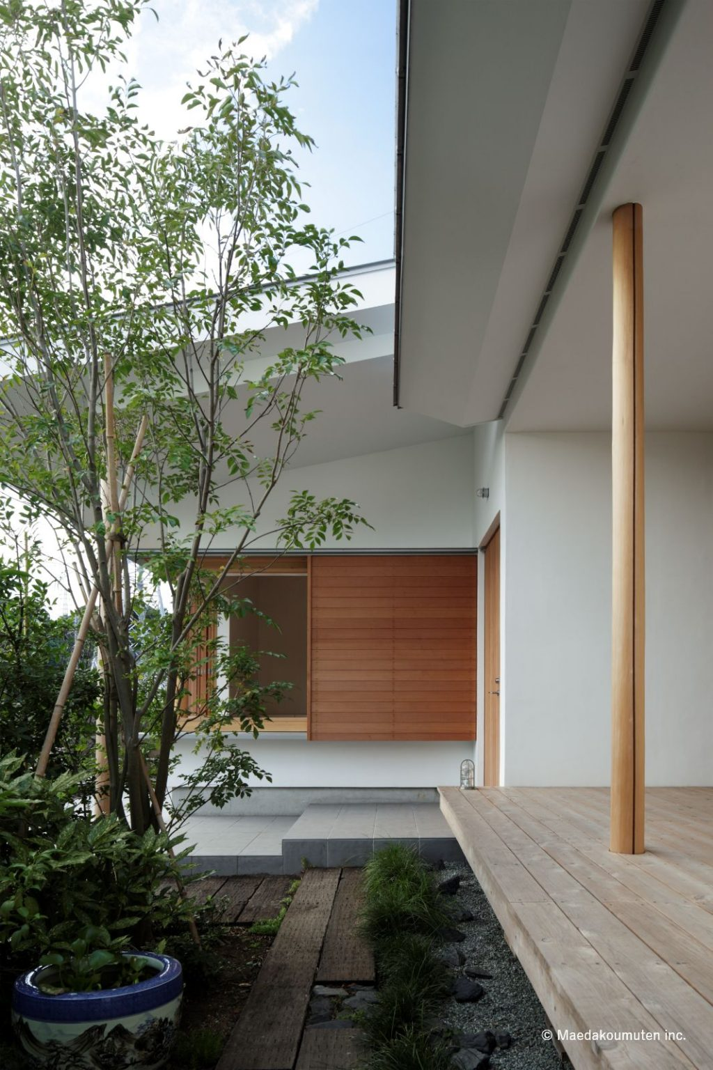 神奈川、工務店、注文住宅、デザイン住宅、建築家、夕日の家、06