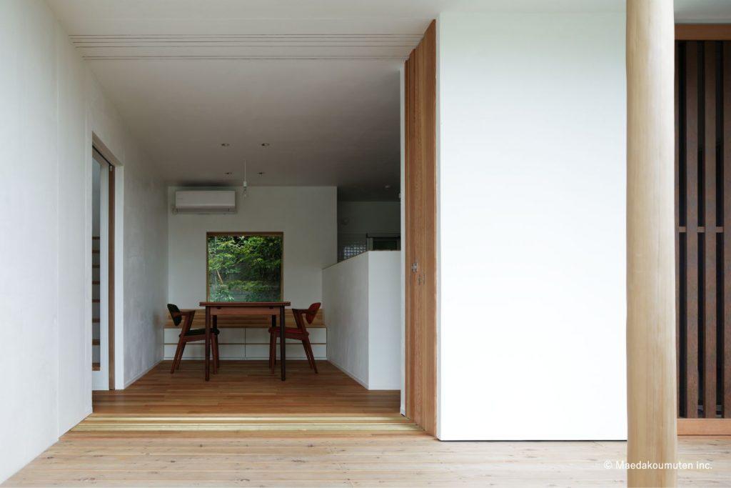 神奈川、工務店、注文住宅、デザイン住宅、建築家、夕日の家、10