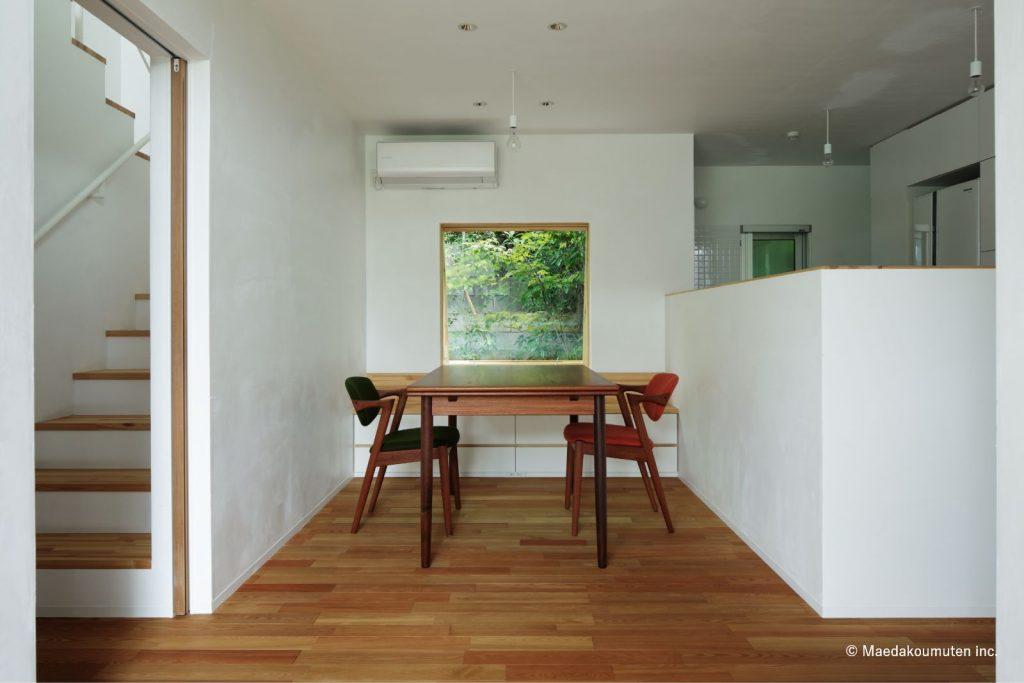神奈川、工務店、注文住宅、デザイン住宅、建築家、夕日の家、11