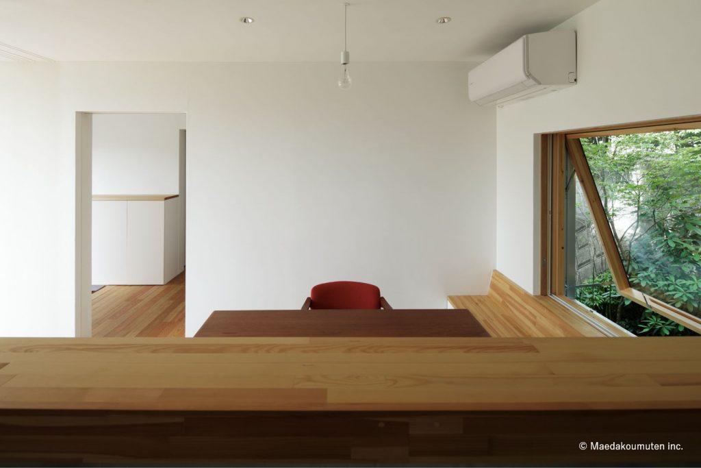 神奈川、工務店、注文住宅、デザイン住宅、建築家、夕日の家、12