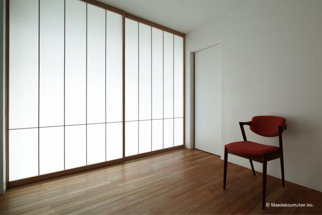 神奈川、工務店、注文住宅、デザイン住宅、建築家、夕日の家、13