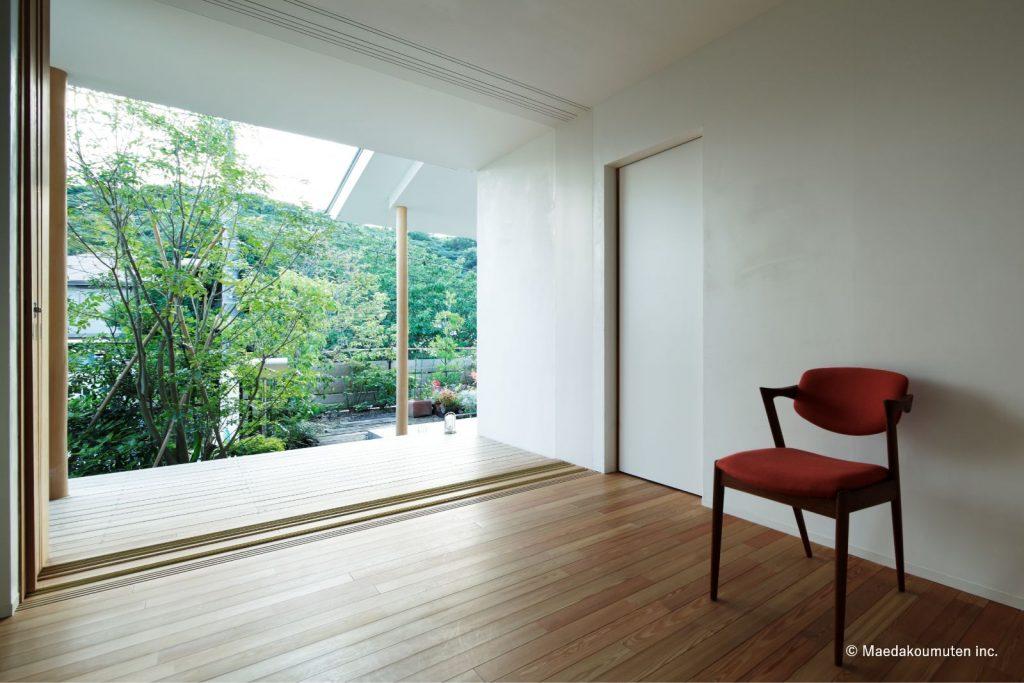 神奈川、工務店、注文住宅、デザイン住宅、建築家、夕日の家、14