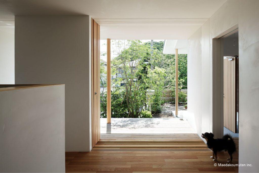 神奈川、工務店、注文住宅、デザイン住宅、建築家、夕日の家、15