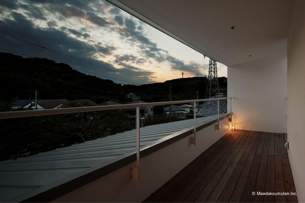 神奈川、工務店、注文住宅、デザイン住宅、建築家、夕日の家、18