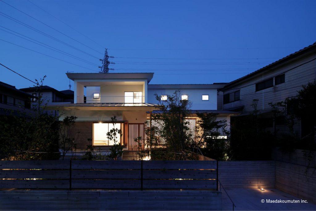 神奈川、工務店、注文住宅、デザイン住宅、建築家、夕日の家、19