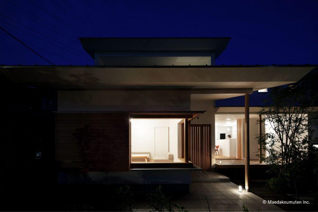 神奈川、工務店、注文住宅、デザイン住宅、建築家、夕日の家、20