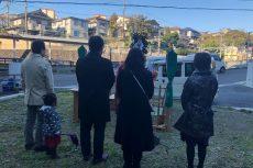 地鎮祭@横須賀
