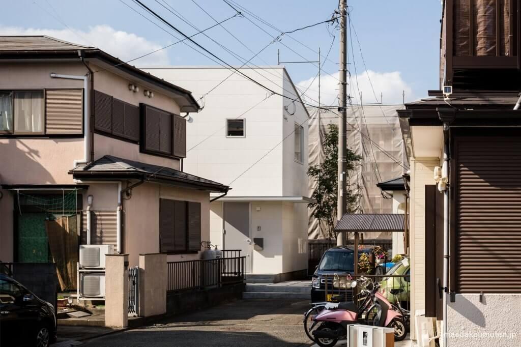 神奈川、注文住宅、前田工務店、下鶴間の家、01