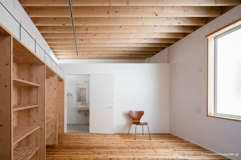 神奈川、工務店、注文住宅、デザイン住宅、建築家、今井西町の家、08