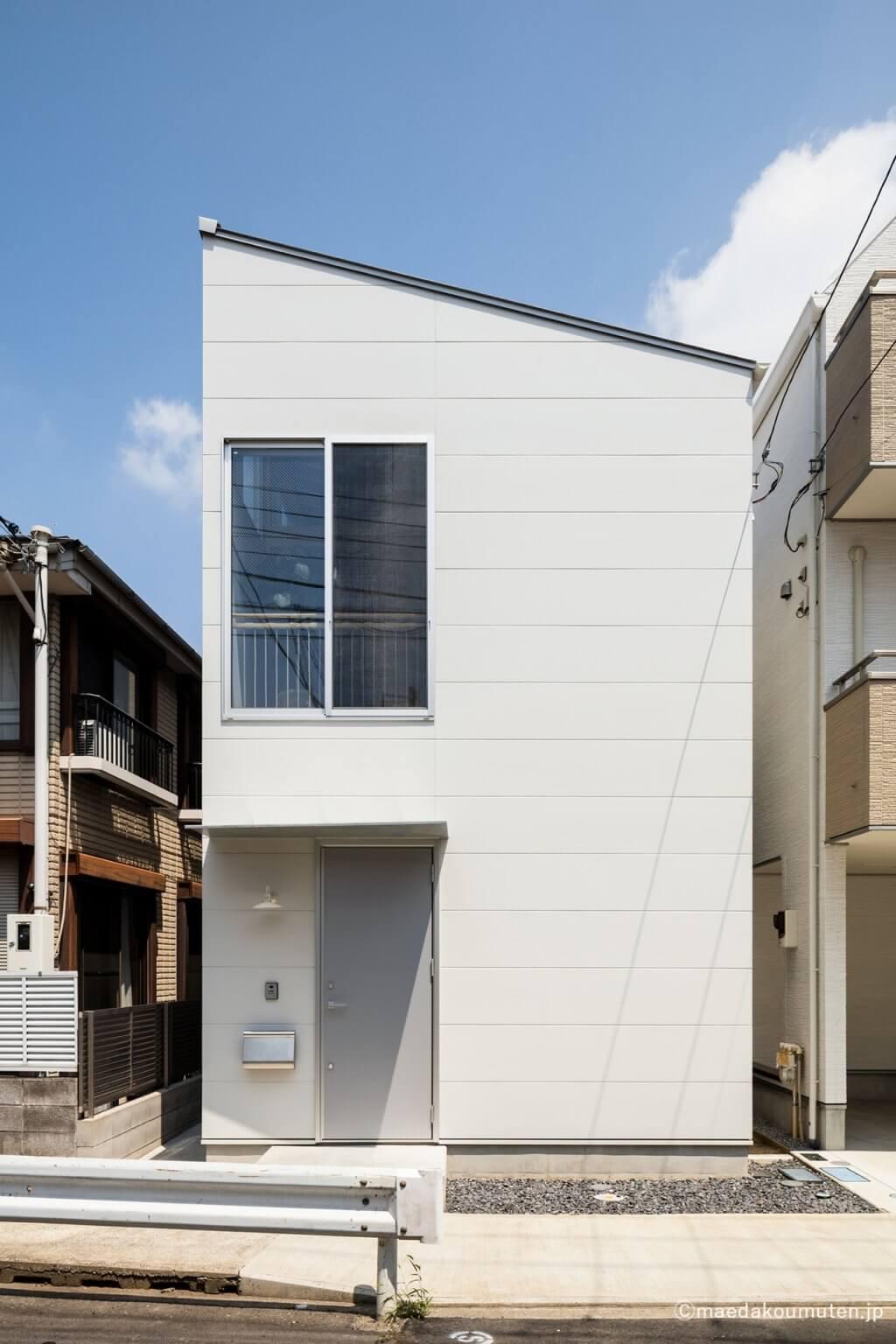 神奈川、工務店、注文住宅、デザイン住宅、建築家、今井西町の家、03