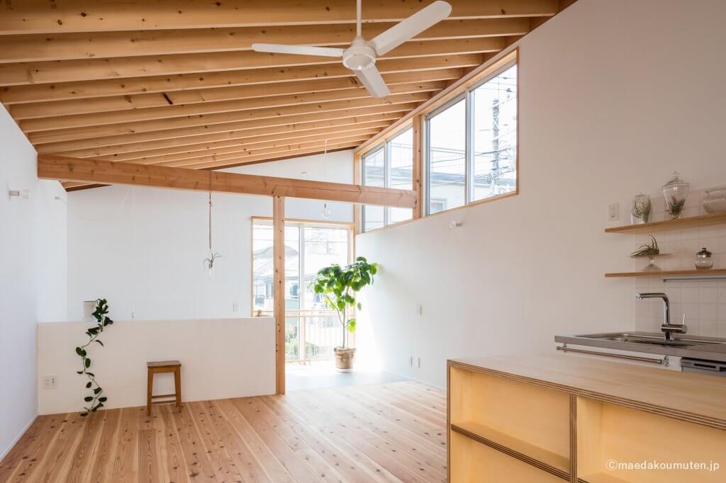 神奈川、工務店、注文住宅、デザイン住宅、建築家、今井西町の家、19