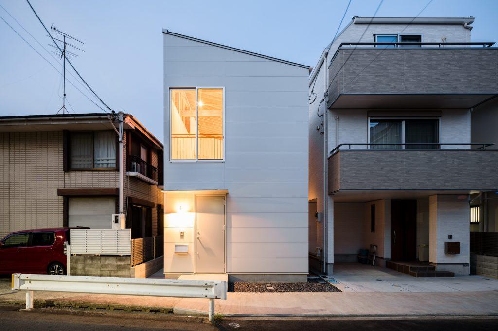今井西町の家
