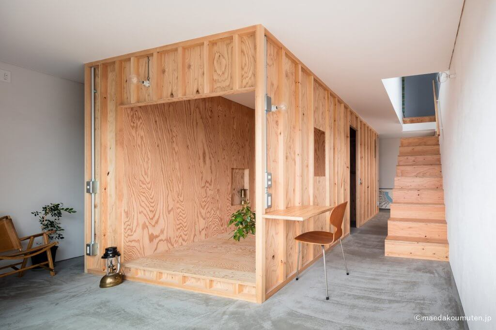 神奈川、工務店、注文住宅、デザイン住宅、建築家、磯部の家、08