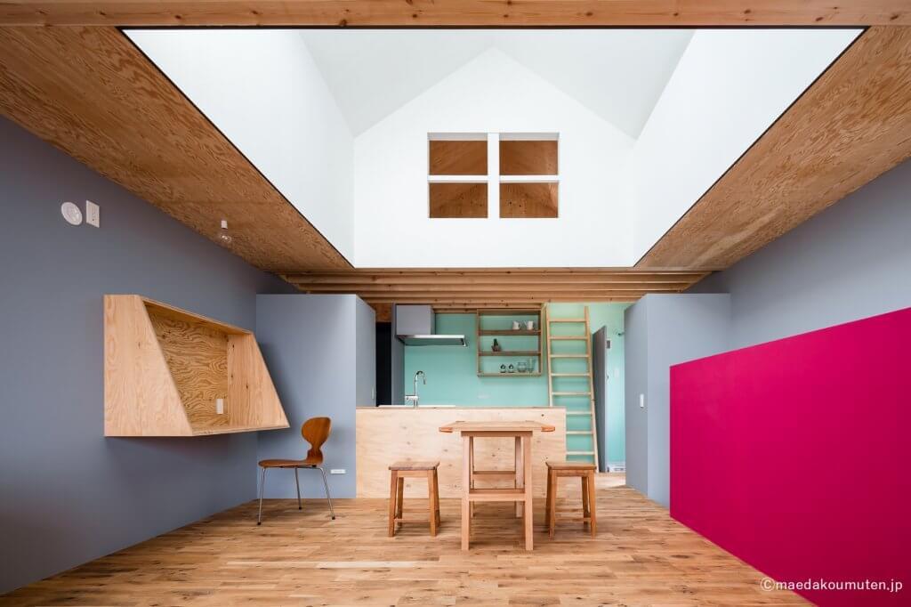 神奈川、工務店、注文住宅、デザイン住宅、建築家、磯部の家、23