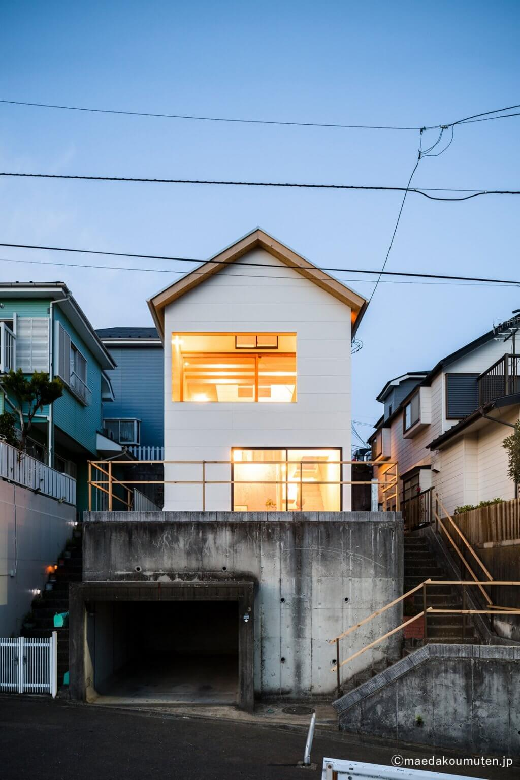 神奈川、工務店、注文住宅、デザイン住宅、建築家、磯部の家、37