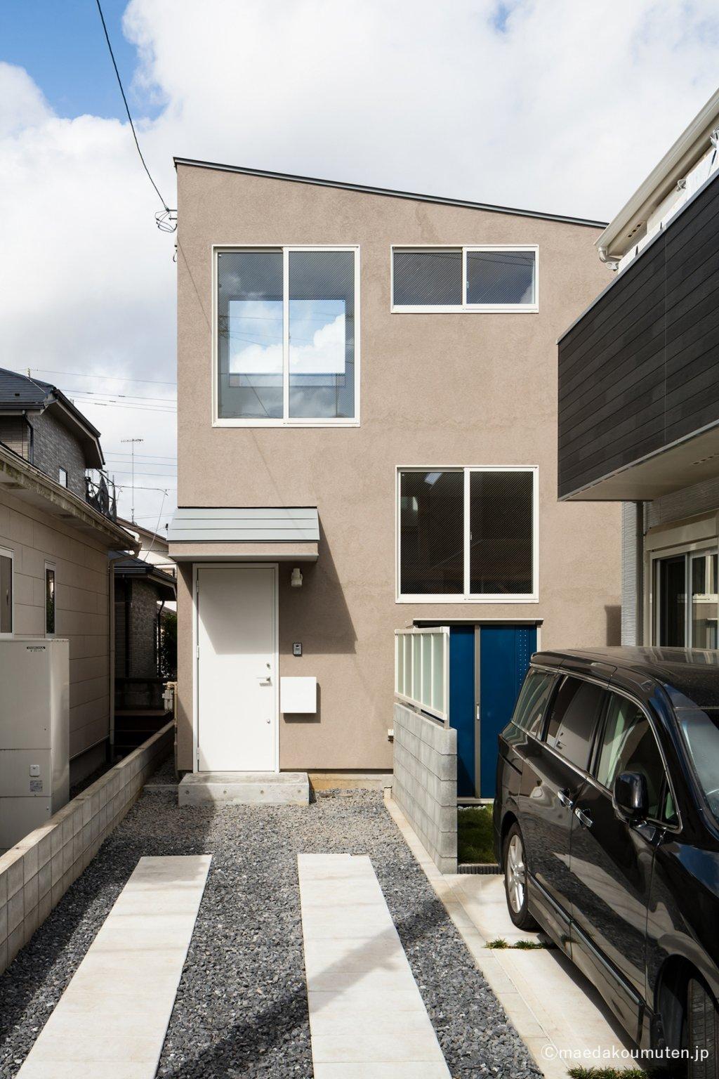 神奈川、工務店、注文住宅、デザイン住宅、建築家、座間の家、02