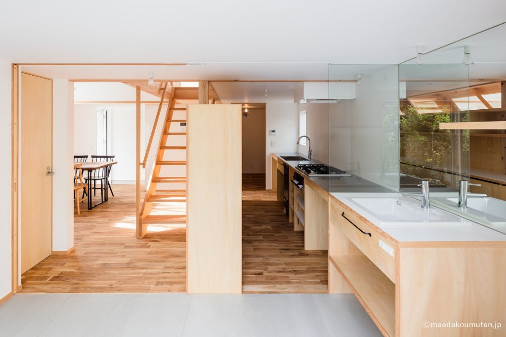 神奈川、工務店、注文住宅、デザイン住宅、建築家、座間の家、10