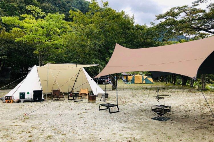 キャンプ@西丹沢