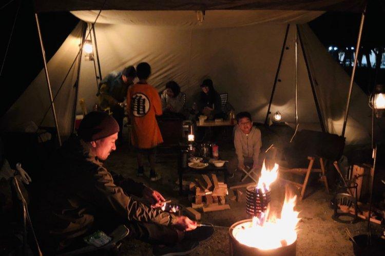 キャンプ@西丹沢3