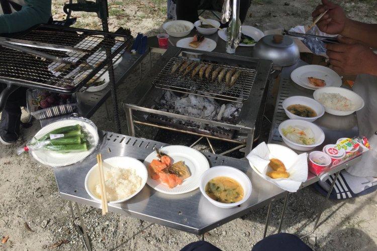 キャンプ@西丹沢5