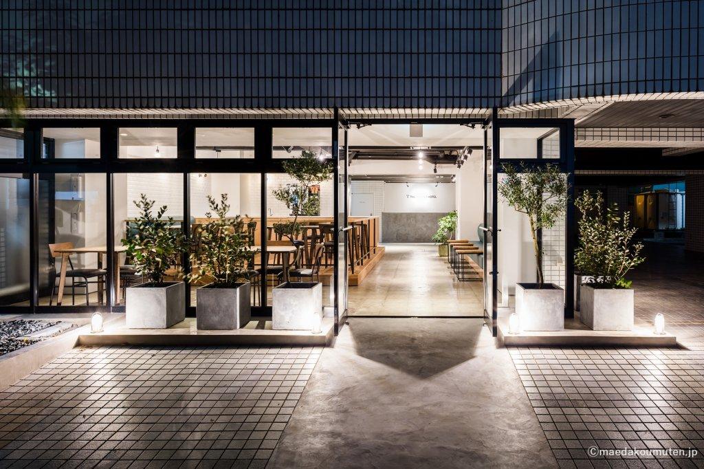 神奈川、工務店、注文住宅、デザイン住宅、建築家、THE TOURIST HOTEL、01