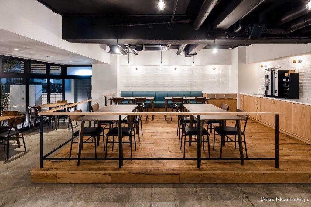 神奈川、工務店、注文住宅、デザイン住宅、建築家、THE TOURIST HOTEL、08