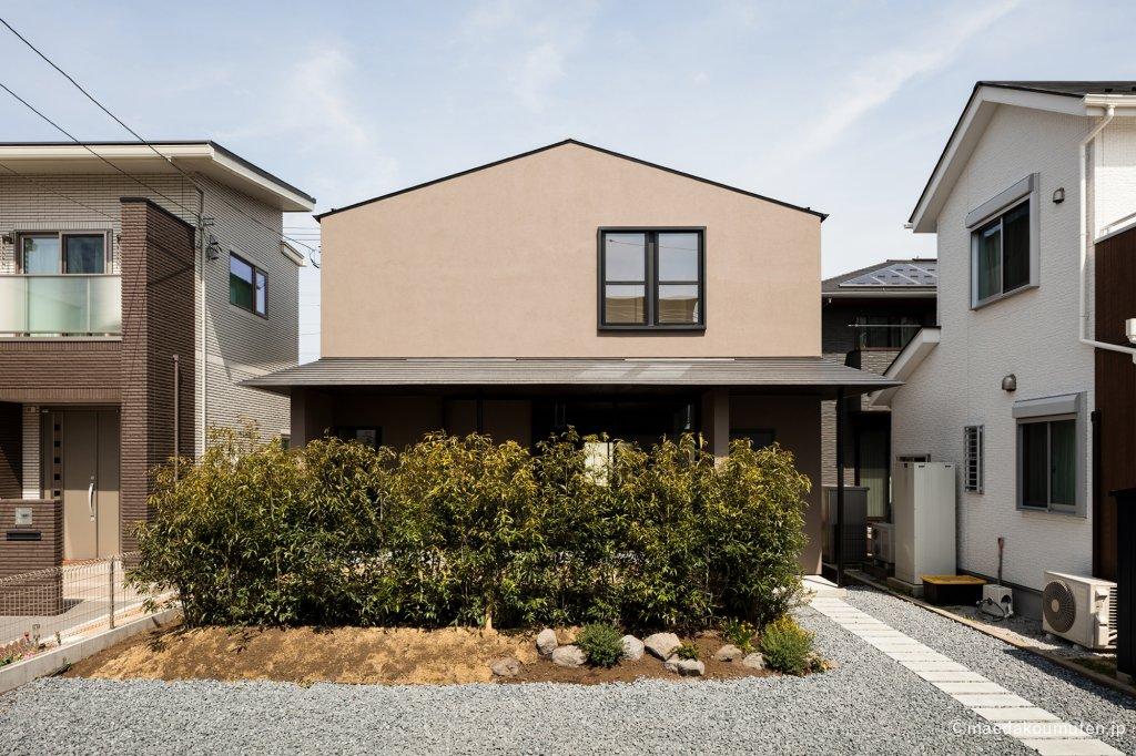 神奈川、工務店、注文住宅、デザイン住宅、建築家、大島の家、01