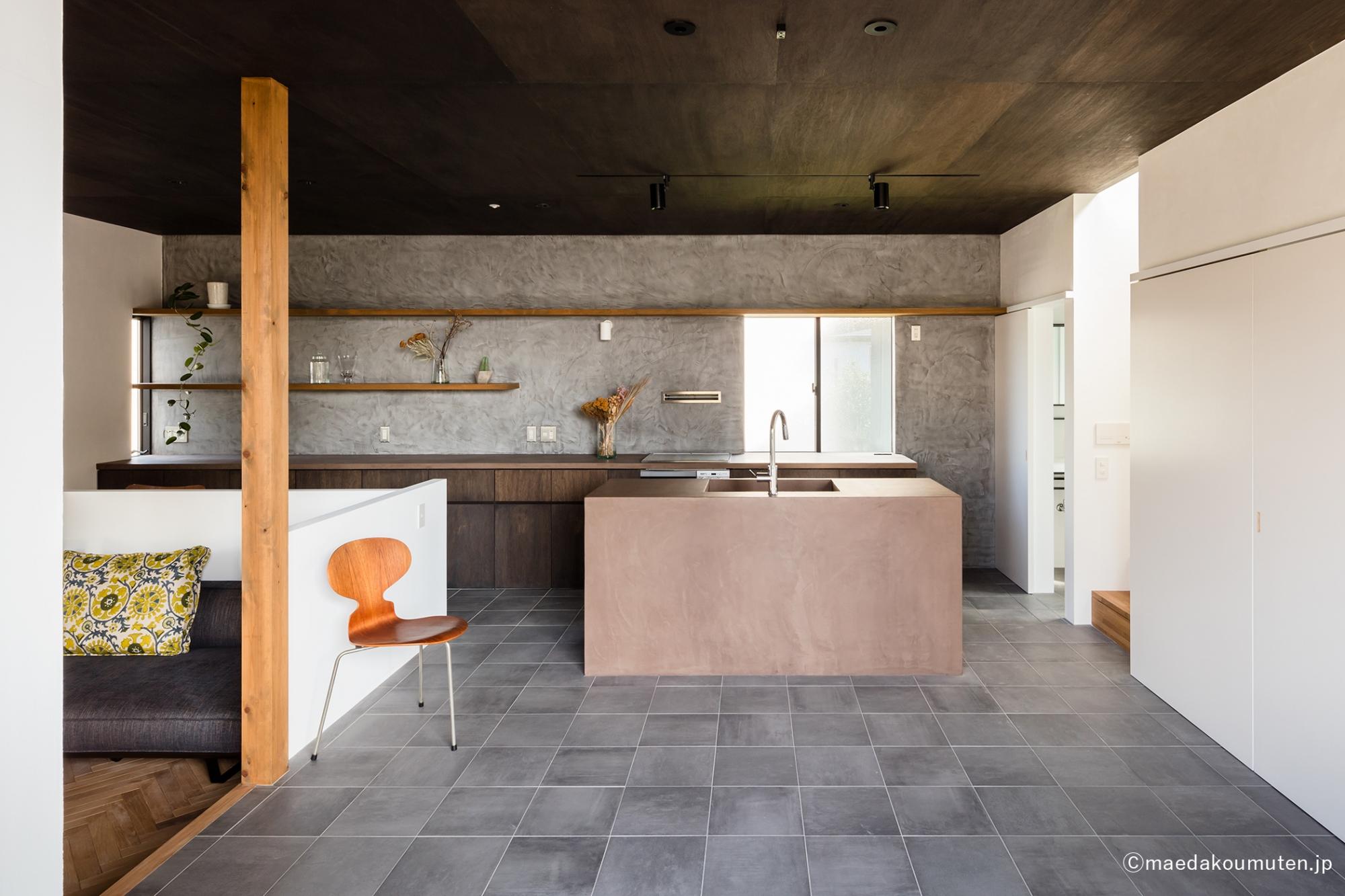 神奈川、工務店、注文住宅、デザイン住宅、建築家、大島の家、11